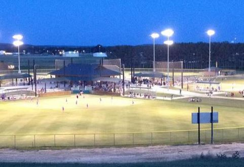 Atoka Ball Field