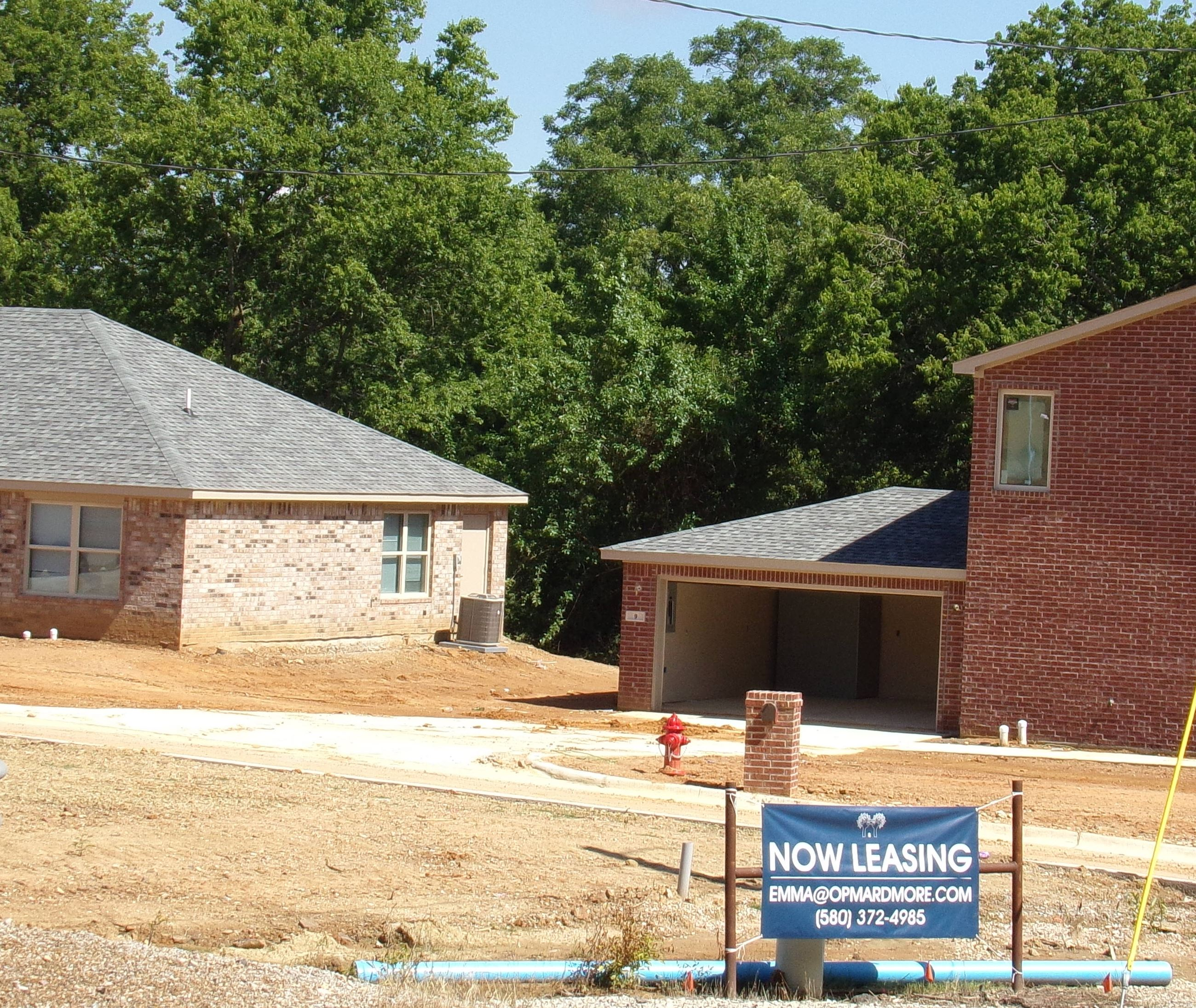 Progress on the Dunbar Housing Addition