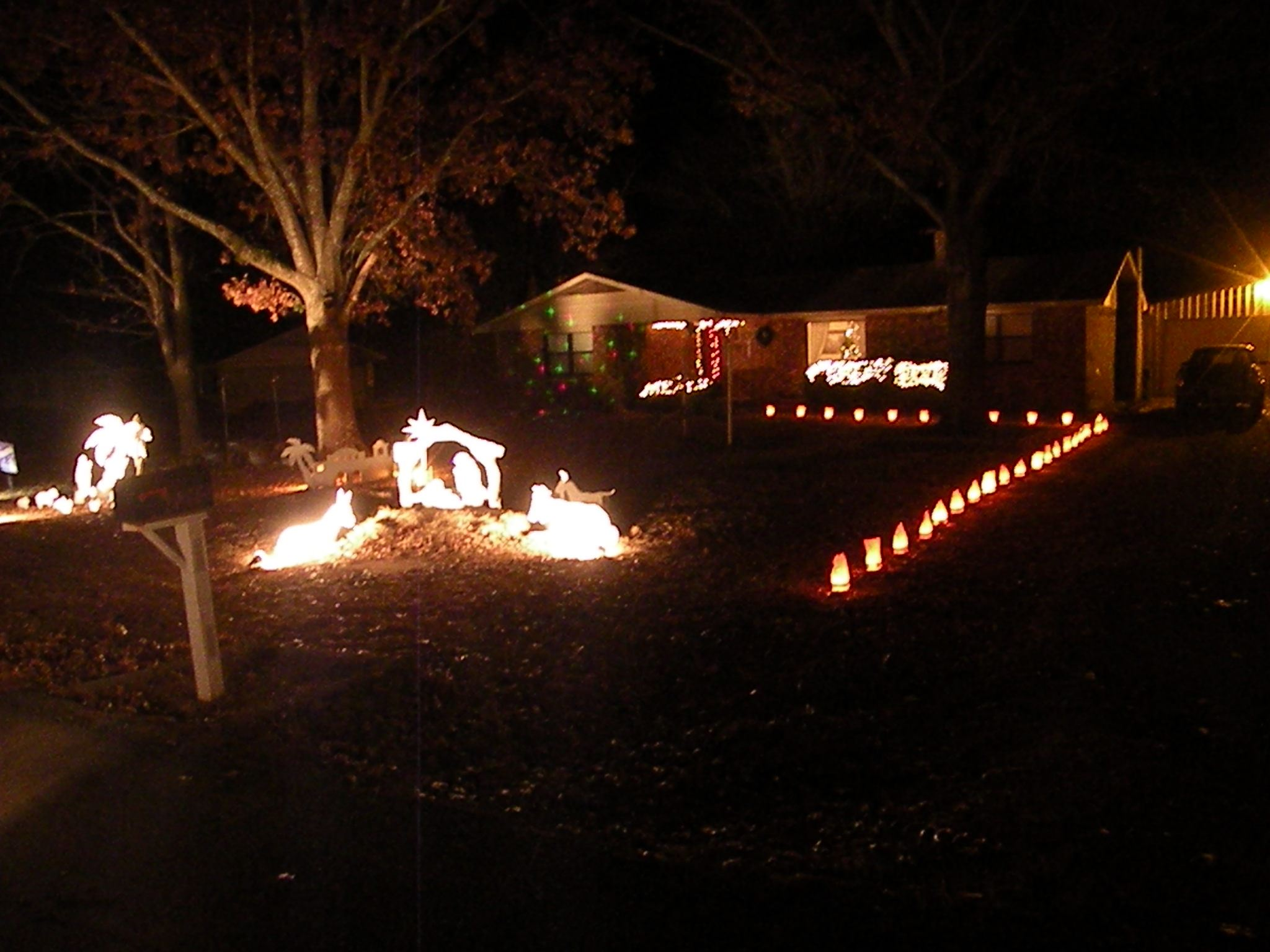 Most Decorated Street - 2215 S Kilmer Lane