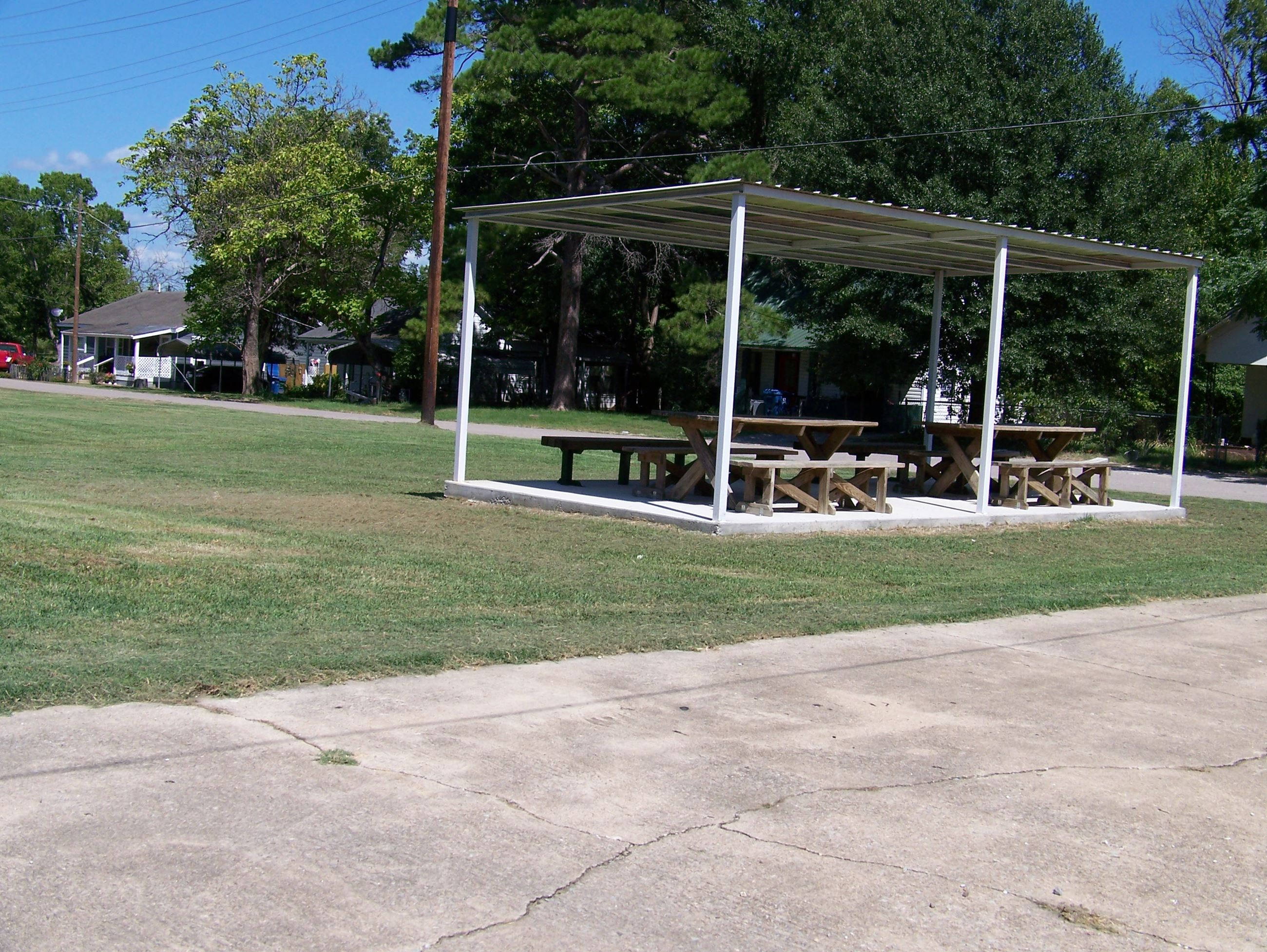Posey Howard Family Park Pavilion