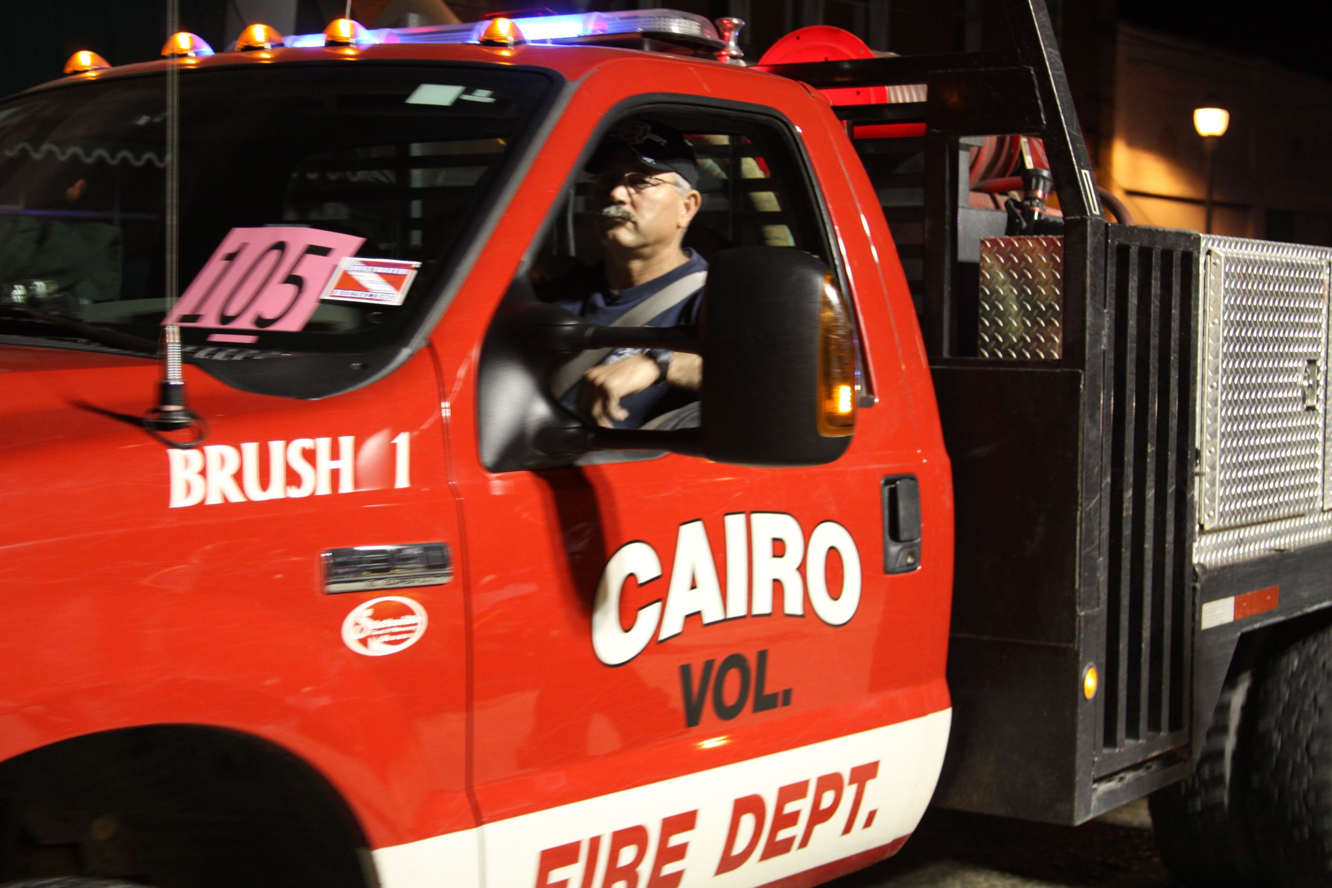 105 - Cairo Fire Department