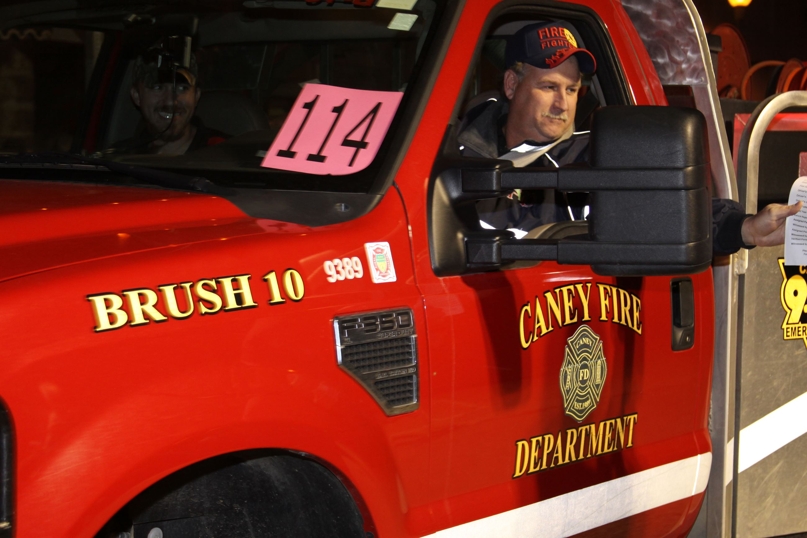 114 - Caney Fire Department