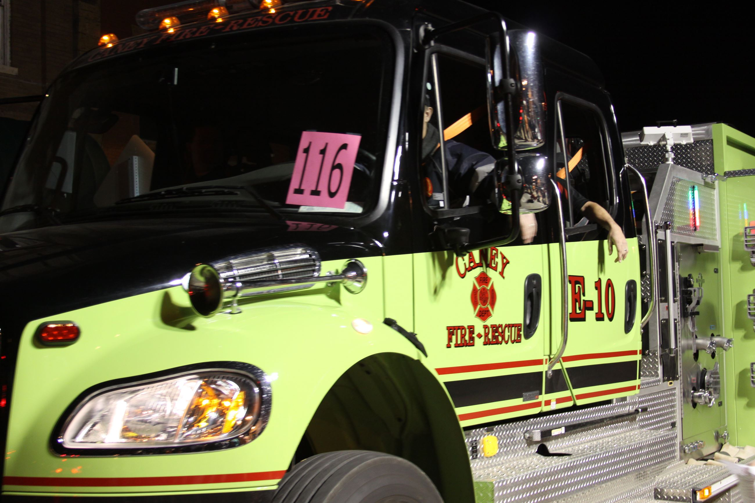116 - Caney Fire Department