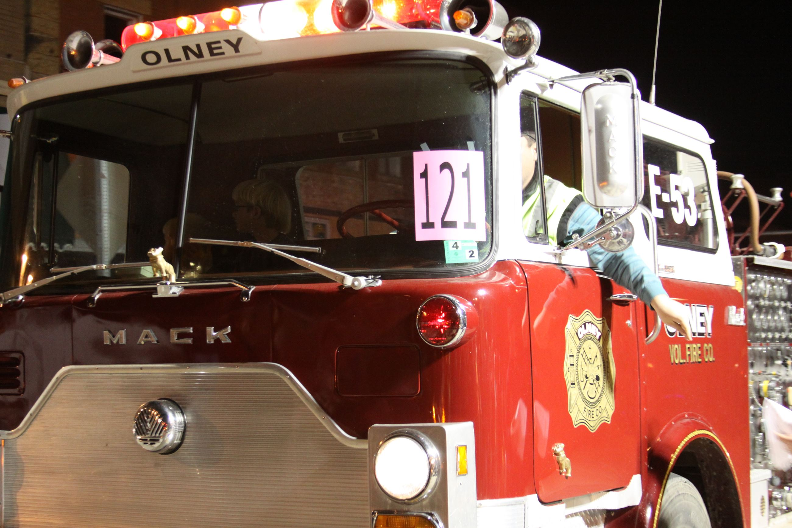 121 - Olney Fire Department