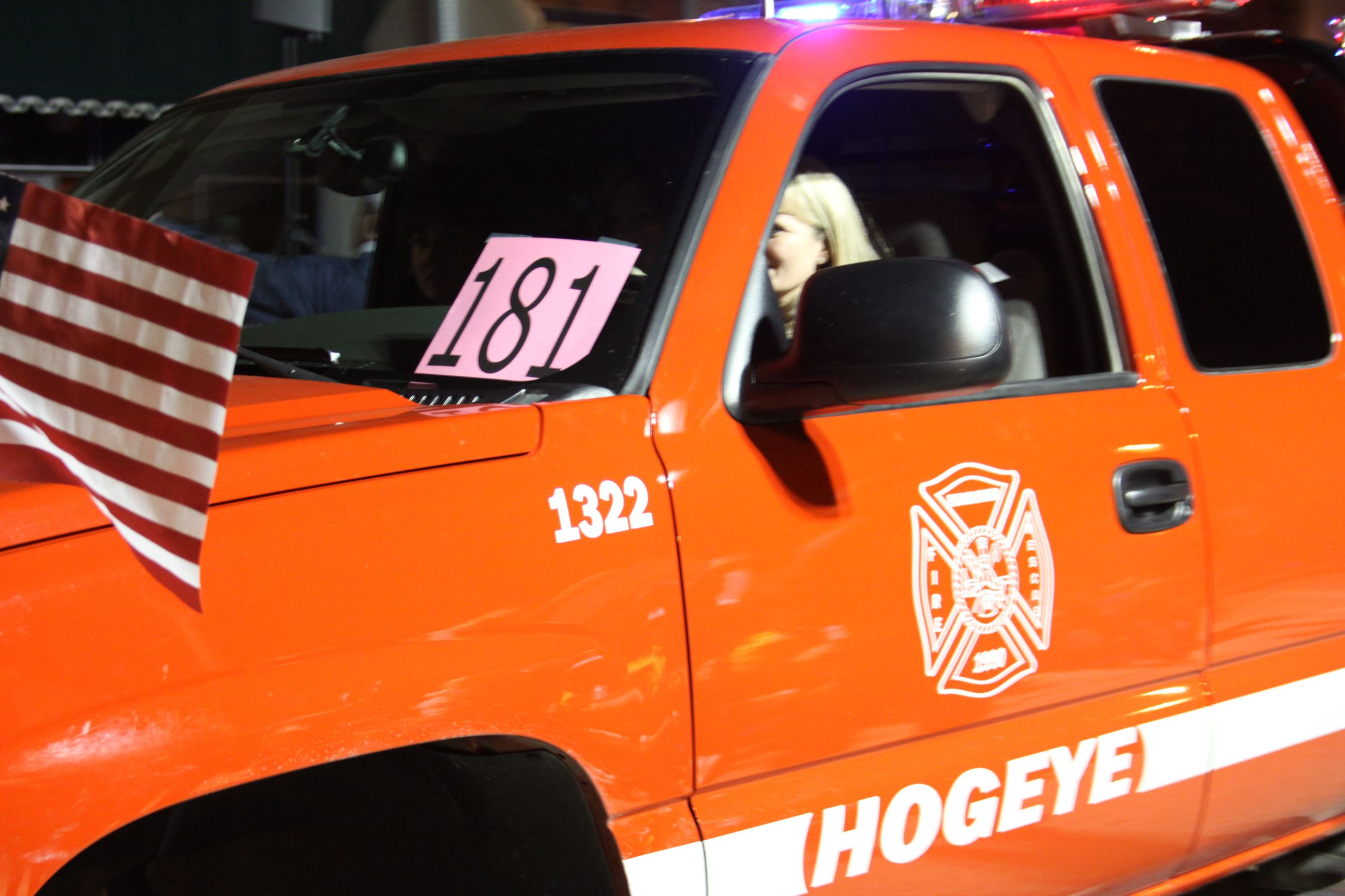 181 - Hogeye Fire Department