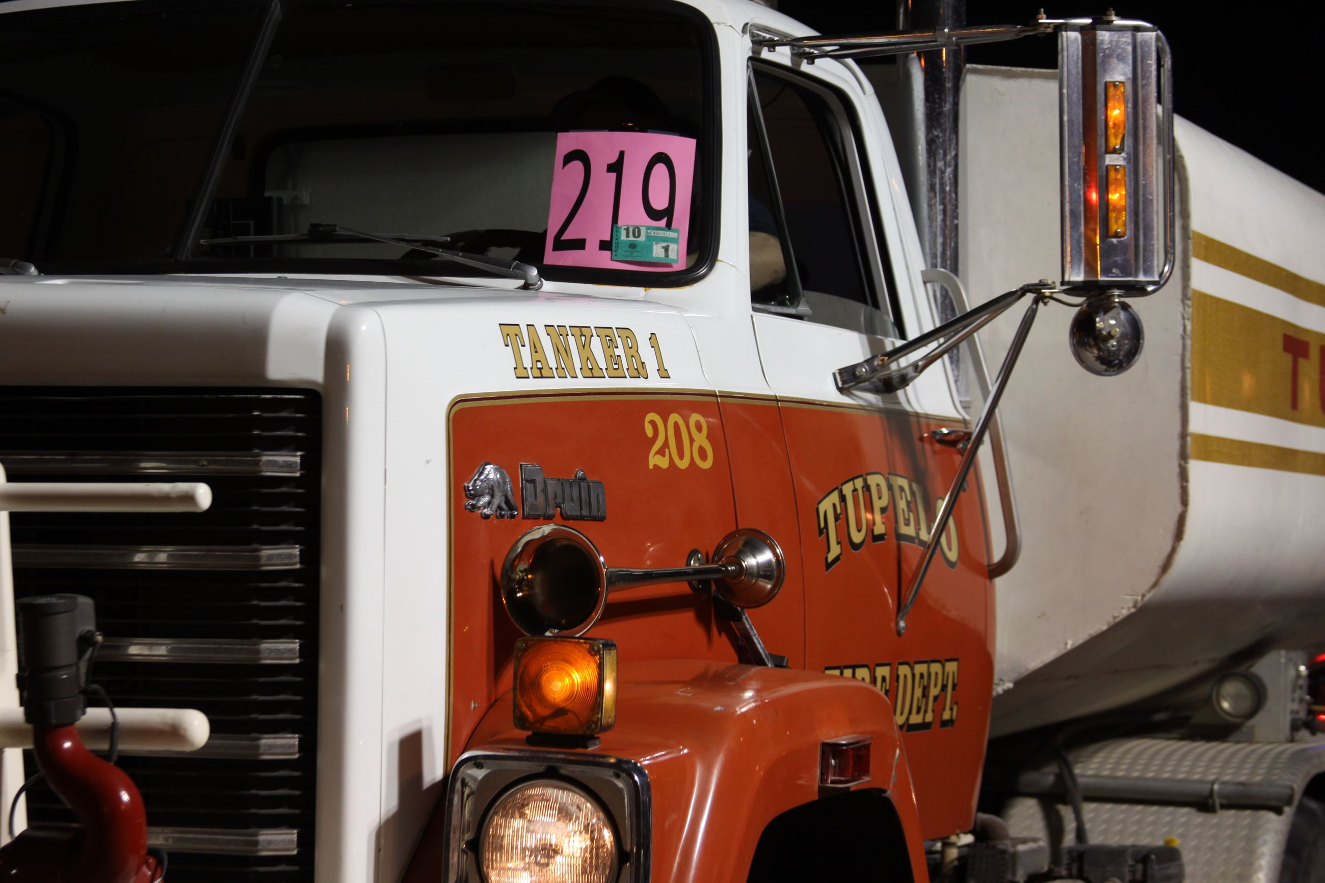 219 - Tupelo Fire Department