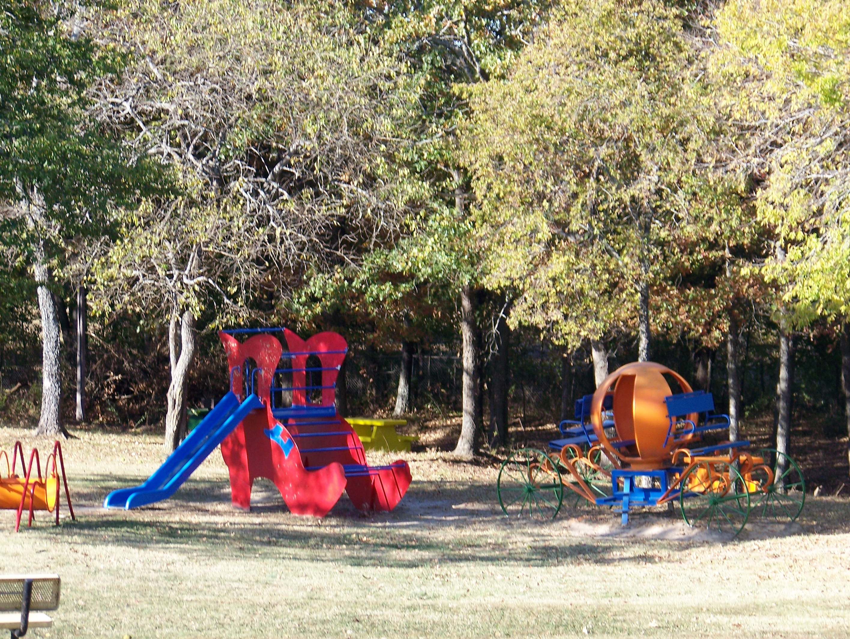 45th Infantry Park Playground Equipment