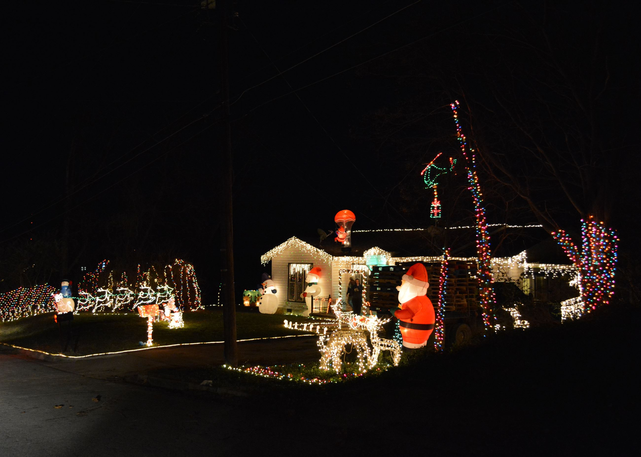 Ward 2 - 1st Place & Most Decorated Street